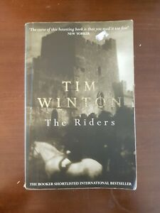 The Riders by Tim Winton (Paperback, 2002) book FAST FREE POST