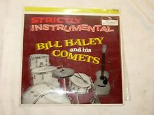 1959 U.S Festival Label Bill Haley & his Comets Strictly Instrumental LP (Mono)