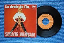 SYLVIE VARTAN / SP RCA VICTOR 42.026 / Pochette 2 - Label 2 / 1975 ( F )