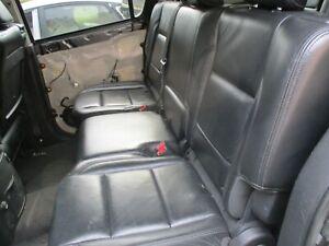 2004 2005 2006 2007 2008 2009 10 INFINITI QX56 LEFT SECOND ROW COMPLETE SEAT