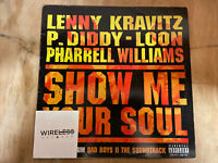 "Lenny Kravitz, P. Diddy, Loon & Pharrell - Show Me Your Soul (12"" Vinyl)"
