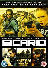 Sicario (DVD, 2015) **NEW**