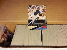 1993 Leaf Complete Baseball Set Series 1 & 2 #1-440 - MLB