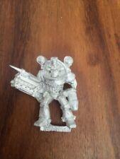 Skullz Edición Limitada Adeptus Mechanicus Servitor Games Workshop metal fuera de imprenta