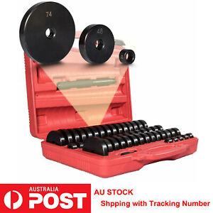 52Pcs Bush Bearing Seal Drive Bearing Bushing Removal Install Tool Set for Car