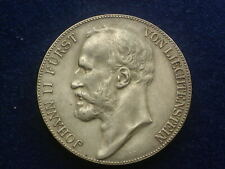 5 Kronen 1904 Liechtenstein Johann II.  – Silber W/20/785