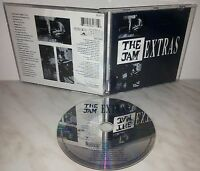 CD THE JAM - EXTRAS