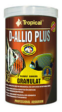 Tropical D-Allio Plus Granulat - Premiumfutter mit Knoblauch (1 x 1000 ml)