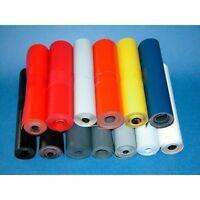 Hypalon Fabric Sheet for Dinghy / RIB Repairs - 35cm x 15cm - BLACK