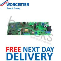 Worcester Bosch Greenstar 12 15 18 24 Ri PCB 8716119385 87483008550 Genuine NEW