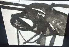 """Franz Kline """"Chief"""" Abstract Expressionism Painting 35mm Art Slide"""