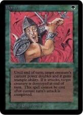 Berserk Poor MTG Alpha Magic VHTF