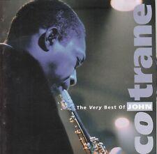 JOHN COLTRANE The Very Best Of CD