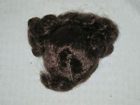GREAT Antique or vintage Wig or French for Antique Bisque Doll