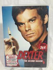 Dexter - Season 2 - Disc 3 & 4 : DVD Disc Only - Replacement Disc