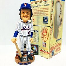 """GARY CARTER New York Mets 2003 """"Cooperstown Collection"""" Limited Ed Bobble Head*"""