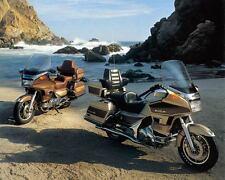 1986 Suzuki Cavalcade LX Motorcycle Photo Poster zm2599