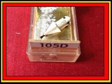 New Astatic 105D Cartridge with Needle/Stylus Admiral 98C95-7 Duotone 808D/S