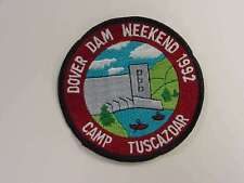 Dover Dam Weekend 1992 Patch