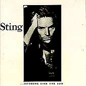 NOTHING LIKE THE SUN CD BY STING BRAND NEW SEALED