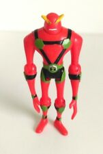 Ben 10 figura, Alien Force, Ultimate Alien y Omniverese Tersera NRG