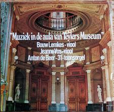 Henk Badings 31-tone microtonal avant Fokker Organ Teylers Museum private 1970