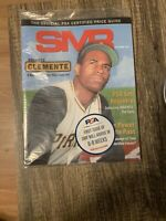 SMR PRICE GUIDE MAGAZINE SEPT 2020 ROBERTO CLEMENTE PIRATES SPORTS CARD BOOK PSA