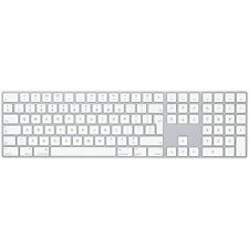 Apple Mq052z/a Bluetooth QWERTY Anglais Blanc Clavier