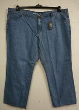 Lange Herren-Jeans im Relaxed-Stil in Plusgröße