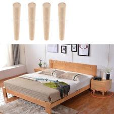 4 Stück Holz Case Zinklegierung Retro-Stil Möbelfuß Ecke Gold 37mm lang