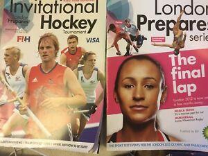 Visa Invitation Hockey Programme 2012 London