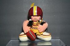 "Tudor Games NFL Properties 1983 Washington Redskins Huddles Mascot 7.5"" Football"