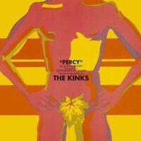 THE KINKS Percy Soundtrack CD BRAND NEW Bonus Tracks