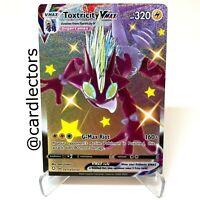 Pokemon TCG: Shining Fates - Toxtricity VMAX SV113/SV122 (Full Art Shiny Holo)