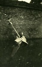 France Military Aviation Airplane Crash Wreck old Photo 1914-1918