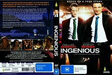 Ingenious DVD Dallas Roberts Jeremy Remner
