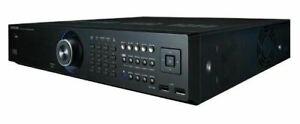 Samsung 16CH Multi Purpose Surveillance Security Recorder DVR/SRD-1652DN 500GB