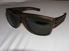 BRAND NEW Oakley Breadbox Dark Amber Grey Sunglasses OO9199-07  FAST SHIPPING!
