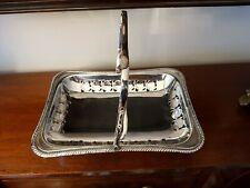 Vintage Yeoman Plate Bread Serving Basket