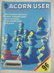 75290 Issue 08 Acorn User Magazine 1983