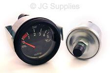 12v Oil Pressure Gauge & 0-5 bar sender unit