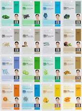 Dermal Korea Collagen Essence Facial Mask Sheet 16 Combo Pack / 32 Combo Pack