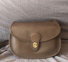 Vintage Coach Prairie Bag 9954