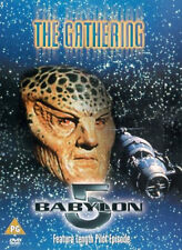 BABYLON 5 THE GATHERING DVD Michael O'Hare Tamlyn Tomita UK Rele New Sealed R2