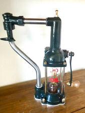 vintage oil pump lamp