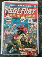 Sgt. Fury and his Howling Commandos #108 Marvel (72) VG+