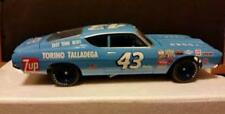 #43 Richard Petty Ford Torino 1969 1/64th HO Scale Slot Car Decals