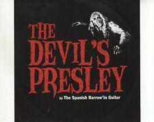 CD THE SPANISH BARROW IN GUITARthe devil's presleyjapan NEAR MINT +OBW (B3060)