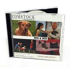 Comstock Images - PETS & VETS - Animal Lifestyle Stock Photography (Photo CD)