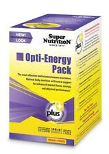 Opti-Energy Pack Iron Free (Easy Swallow) Super Nutrition 90 Packet
